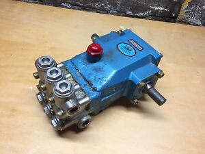 Cat Pressure Washer Pump 5cp2120w For Parts Or Repair