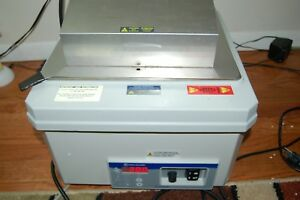Fisher Isotemp 2320 Water Bath Waterbath Variable Laboratory Lab Digital 5 7a