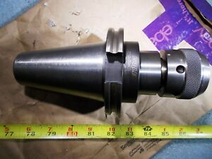 Parlec C50 75mc Cat50 3 4 Dia Collet Chuck End Mill Holder 4 1 4 Projection