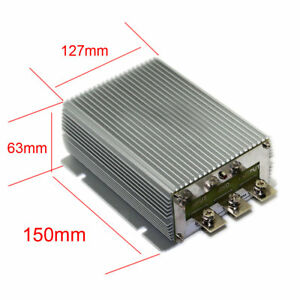 Dc36v48v Step Down Dc12v Power Supply Converter Module Waterproof 60a 720w ur
