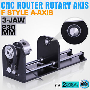Rotary Axis For 60w Co2 Laser Engraving Cutting Machine Engraver Usb Port Hot