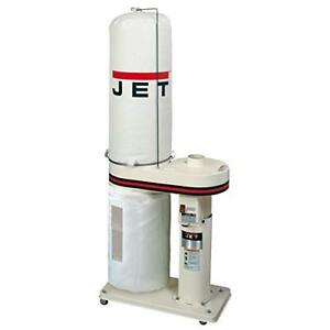 Jet 708642 Model Dc 650 1 Hp Dust Collector With No Filters