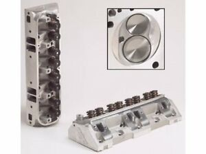 Two 2 Edelbrock Performer Rpm Cylinder Head 60179