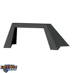 Aries 2081101 Trailchaser Front Bumper Brush Guard For 07 18 Jeep Wrangler Jk