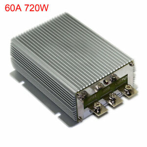 Dc 36v 48v Step Down 12v Power Supply Converter Module Waterproof 60a 720w ur