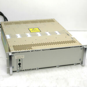 Elgar At8000b At8b Programmable Dc Power Supply System External Expansionchassis