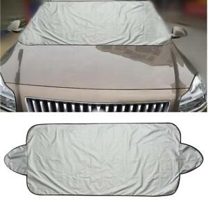 Windshield Block Cover Protector Car Front Window Sun Shade Visor Folding Auto