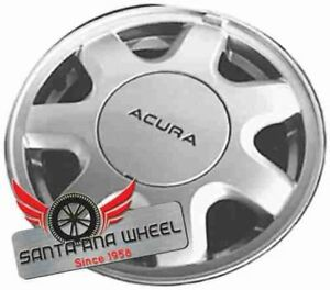 15 Inch Chrome Acura Legend 1991 1994 1995 Oem Factory Alloy Wheel Rim 71651