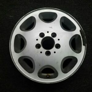 15 Inch Mercedes E Class E320 E420 E500 1994 Oem Factory Wheel Rim 8 Hole 65159