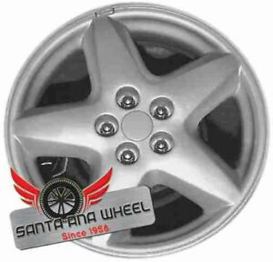 16 Chrome 1995 1997 1998 1999 Chevy Cavalier Oem Factory Alloy Wheel Rim 5042