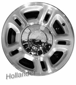 16 Inch Chrome Ford Expedition 2000 2001 2002 Oem Factory Alloy Wheel Rim 3395
