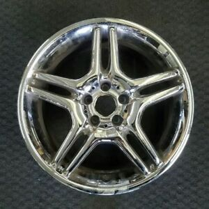 18 Mercedes E55 2003 2006 Front Amg Oem Factory Original Alloy Wheel Rim 65316