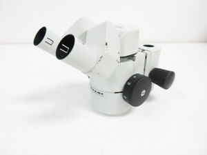 Wild M8 Stereo Microscope With Adjustable Eye Tube