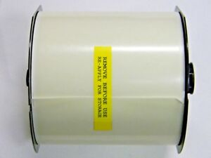 Brady Labels Ribbons Tapes Clear Transparent Wheel Of 100ft 4 0 141999