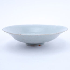 Chinese Song Dynasty 1127 1279 Oingbai Ware Dish