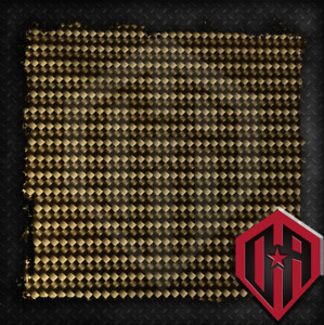 Hydrographic Water Transfer Hydrodip Film Hydro Dip Dipping Gold Carbon Fiber