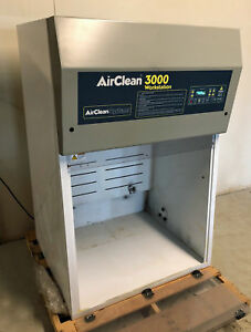 Airclean Systems Ac3000 300 Controller 36 Wide Ductless Fume Hood Polypropylene