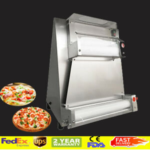 2018new Auto Pizza Dough Roller Sheeter Machine Pizza Making Machine 100 400mm