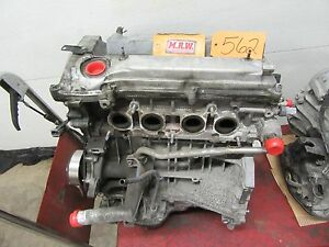 2 4l Engine Motor 2azfe Vin E Car Cylinder Head Block Oil Pan For 06 10 Scion Tc