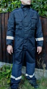 Pioner Fire Fighter Nomex Inherently Flame Retardant Boilersuit Coverall Rrp 300