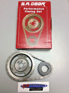 Small Block Chevy 283 350 Torrinton Bearing Roller Timing Set S a Gear 78100tr