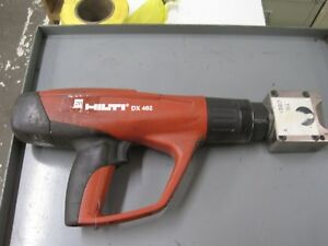 Hilti Dx 462 Powder Actuated Marking Tool With X hm Attachment