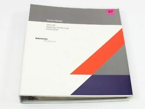 Tektronix Tds 540 Digitizing Oscilloscope Service Manual