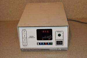 Karl Suss Model 505 Power Supply Controller For Mask Aligner