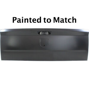 Painted Ch1900129 Tailgate Ram Truck Dodge 1500 2500 3500 For 11 19 68105727ag