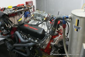 427ci Small Block Ford Street Windsor Warrior Engine 600hp built to order Dyno T