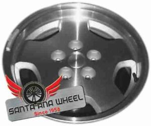 16 Inch Chrome Jeep Grand Cherokee 1997 1998 Oem Factory Alloy Wheel Rim 9017