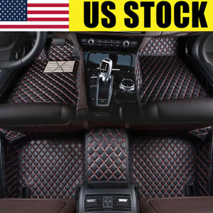 Us Car Floor Mat For Mercedes Benz A C W204 W205 E W211 W212 S Class Cla Glc