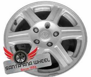 17 Inch 2005 2006 Chrysler Pacifica Oem Factory Original Alloy Wheel Rim 2346