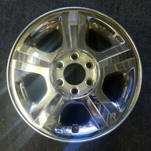17 X7 5 Inch 2005 2006 Ford Expedition Oem Factory Chromed Alloy Wheel Rim 3593