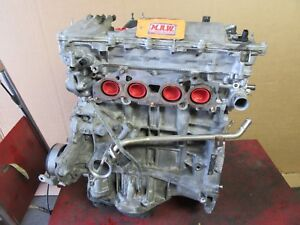 Engine Motor 2 5l 2arfe Vin F For 11 12 Scion Tc Car Cylinder Head Block Oil Pan