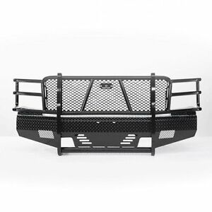 Ranch Hand Fsc111bl1 on Sale Summit Series Bumper 11 14 Chevy Silverado Hd