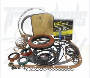 Tf8 A727 Chrysler Red Performance Transmission Rebuild Kit 1962 70 Shift Kit