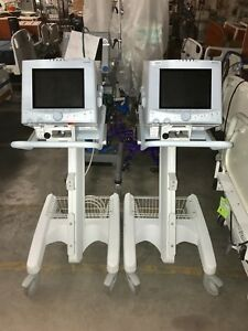 Respironics Philips V200 Ventilator With Stand