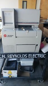Beckman Coulter P ace Mdq Ce Capillary Electrophoresis System