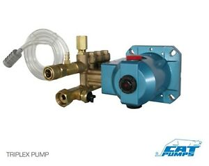 Cat 4dnx27gs1 Triplex Pump 3000 Psi 2 7gpm Honda Gx160 Gx200 5 5hp 6 5hp