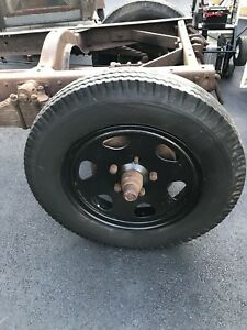 1929 Ford Model A Aa Truck Tires And Rims Price Reduced