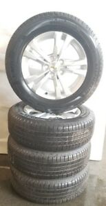 New Oem Michelin Wheels And Rims Tires P225 65r17 Set Of 4 17