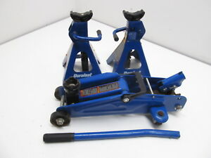 Duralast 2 Ton Jack And Stand Kit