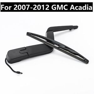 New Rear Wiper Arm Blade For Gmc Acadia 2007 2009 2010 2012 Saturn Outlook