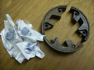 Wacker Tamper Wp1550aw Plate Compactor Clutch Kit Springs And Shoes