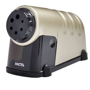X acto Model 41 Commercial Electric Pencil Sharpener Beige
