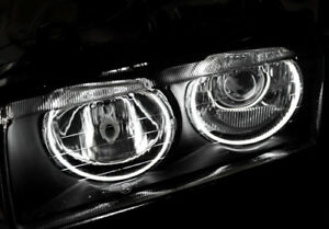 Depo Bmw E36 Zkw Euro Projector Headlight Thinline Ccfl Angel Eyes Build