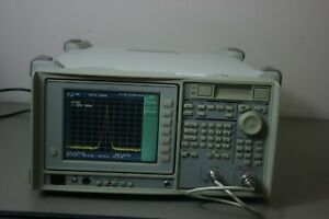 Advantest R3465 Spectrum Analyzer 9khz 8ghz 30 Day Warranty Recent Calibration