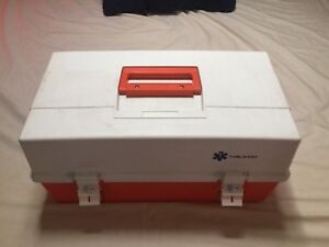 Plano Medical 7620m Ems Emergency Paramedic Portable Equipment Supply Box Case