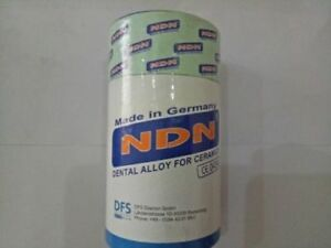 Ndn Dental Alloy metal For Ceramics 1000g By Dfs Made In Germany